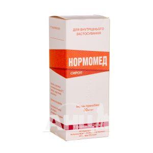 Нормомед сироп 50 мг/мл флакон 240 мл