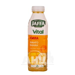 Напій Jaffa манго, банан, женьшень 0,5 л