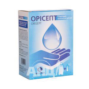 Орісепт антисептик для рук 200 мл + спрей 15 мл
