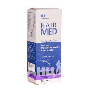 Бальзам Elfa Pharm Hair Med для чутливої шкіри голови 200 мл