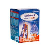 Амброксол-Здоров'я форте сироп 30 мг/5 мл саше 5 мл №20