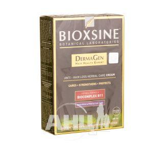 Крем для волос Bioxsine Дермаджен растительный против выпадения волос 300 мл
