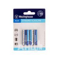 Батарейка Westinghouse Dynamo Alkaline AАA/LR3 №4
