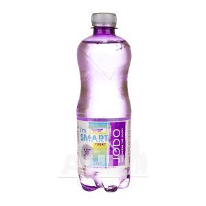 Вода мінеральна Йодо негазована 0,5 л
