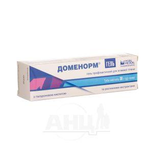 Доменорм гель для інтимної гігієни 30мл