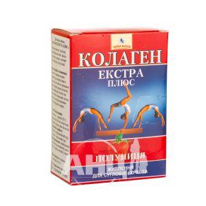 Коллаген Экстра Плюс порошок 8 г с клубничным вкусом №7