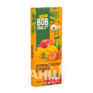 Цукерки Равлик Боб манго 30 г