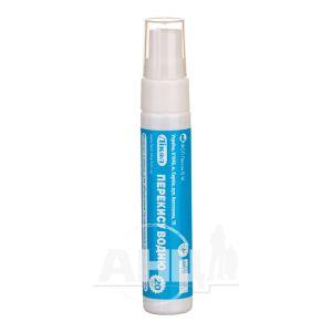 Перекись водорода 3% раствор в флаконе-карандаше 20 мл