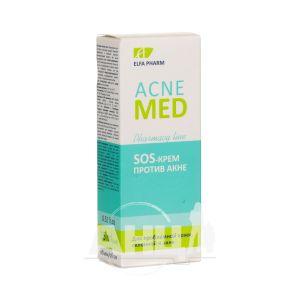 SOS-крем Elfa Pharm Acne Med проти акне 15 мл