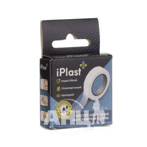 Пластир Iplast хірургічний 5 м х 1,25 см на полімерній основі
