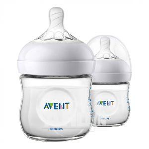 Пляшечка для годування Avent Natural 2.0 scf030/27 125 мл №2