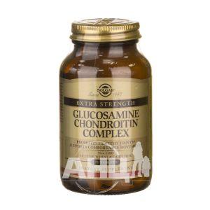 Solgar Глюкозамин-хондроитин плюс таблетки 1730 мг №75