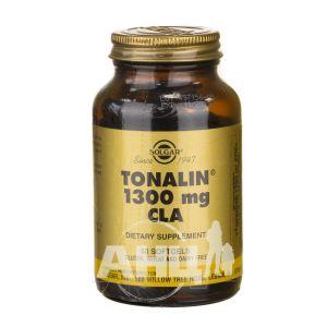 Solgar Тоналин КЛК 1300 мг капсулы №60