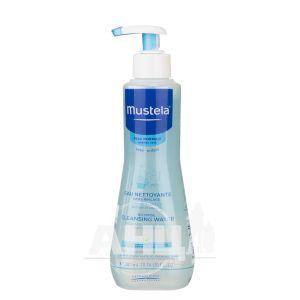Очищающий гель для чувствительной кожи Mustela 300 мл