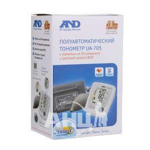 Тонометр напівавтоматичний A & D UA-705