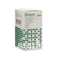 Юнорм сироп 4 мг/ 5 мл флакон 50 мл