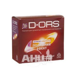 D-ORS порошок для приготування суспензії пакет №20