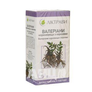 Валеріани кореневища з коренями 1,5 г фільтр-пакет №20