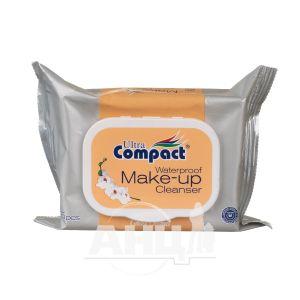 Вологі серветки Ultra Compact Make up №25