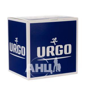 Пластир медичний Urgo прозорий з антисептиком №300
