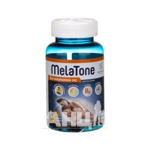 Мелатон для поліпшення сну желатинові пастилки №30