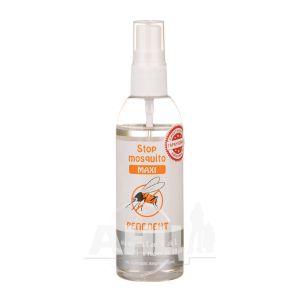 Репелентний лосьйон-спрей Stop Mosquito Maxi флакон 90 мл