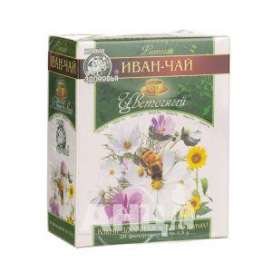 Фіточай Ключі Здоров'я іван-чай квітковий в фільтр-пакетах 1,5 г №20
