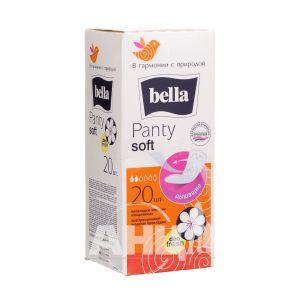 Прокладки гігієнічні щоденні Bella Panty Soft Deo Fresh №20
