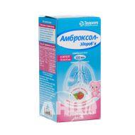 Амброксол-Здоров'я сироп 15 мг/5 мл флакон 100 мл