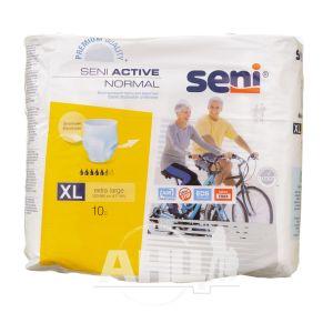 Підгузки для дорослих Seni Active normal extra large №10