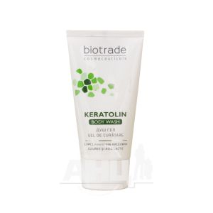 Гель для душу Biotrade Keratolin для сухої, чутливої шкіри 30мл