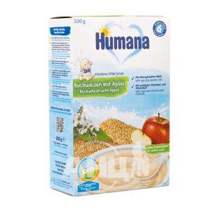 Молочная каша Humana гречневая 200 г