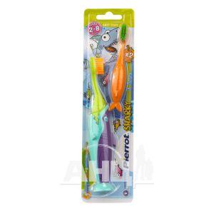 Зубна щітка Pierrot дитяча акула №2