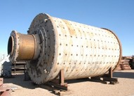 "NORDBERG 13' x 18'8"" (4m x 5.7m) Rod/Ball Mill 1,500 HP (1,119 kW) Motor"