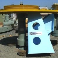 11 Units - OUTOKUMPU Type OK-38 Flotation Cell Mechanisms, each with 100 HP, 60 Hz motor