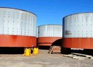 2 Units - UNUSED POLYSIUS 24' x 41' (7.3m x 12.5m) EGL Ball Mill with 2 Units 9,387 HP (7,000 kW) Motors Each (Total Power Each 19,674 HP/ 14,000 kW)