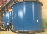 "UNUSED CITIC 18' x 26'6"" (5.5m x 8.1m) Ball Mill with 5,496 HP (4,100 kW) Motor"