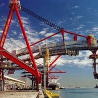 Bulk Material Handler/ Ship Loading