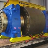HPGR (High Pressure Grinding Roller)