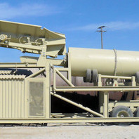 USED GOLDFIELD Model Sierra 150 Washplant, manufactured in 1980's, produced approximately 150 Yards/Hour