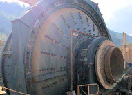BOLIDEN - ALLIS CHALMERS 7.3m x 2.74m (24' x 9') SAG Mill with Steel Liners and 3000 HP Motor