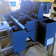 Bank of (3) WEMCO Size 18 Flotation Cells with (3) GE 1/2 HP Motors