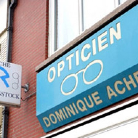 Dominique Aché Opticien