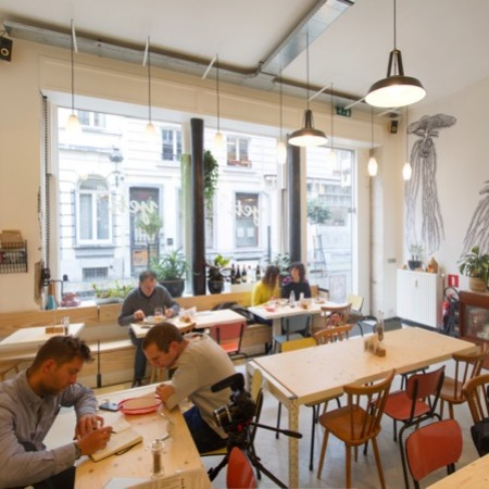 Le Yeti Cantine Moderne