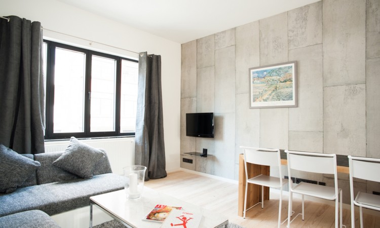 The flat that suits you to spend a perfect stay in Brussels.