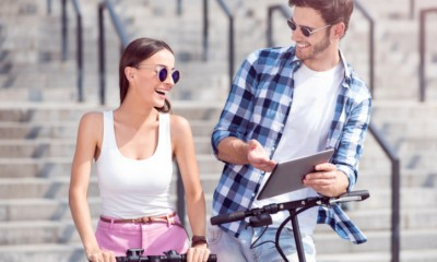After Djump and Take Eat Easy, their co-founders create Cowboy, and now move into the connected electric bike market.