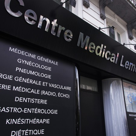 Centre Médical Lemonnier