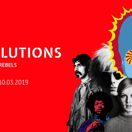 Revolutions - Records & Rebels 1966-1970