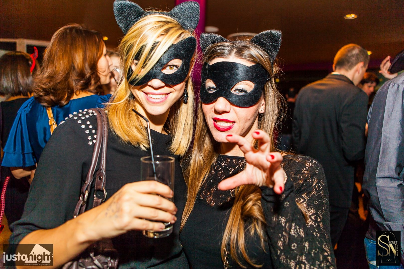 the best halloween party / it tower (terror) - brusselslife