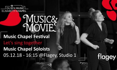 Music Chapel Festival: Music & Movies - Let's Sing Together